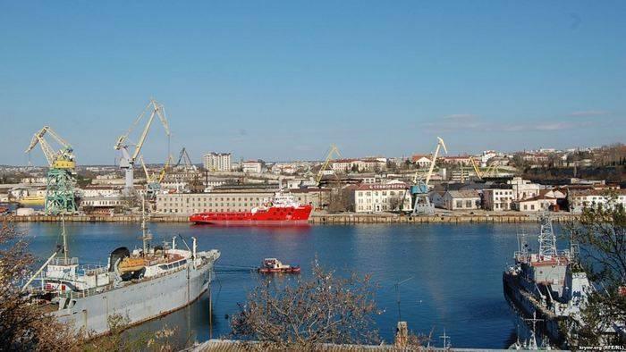 Sevastopol Marine Plant divenne proprietà federale