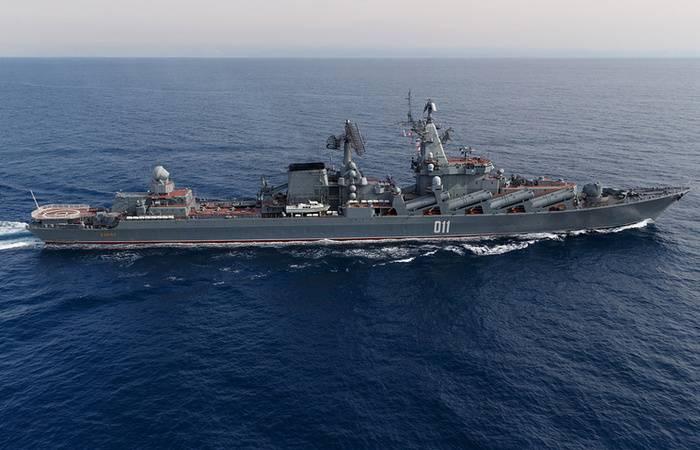 Pacific Fleet Ships Fulfilled Sea Battle