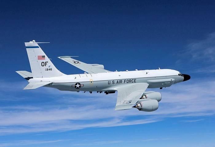США увеличили количество разведывательных полетов на Балтике