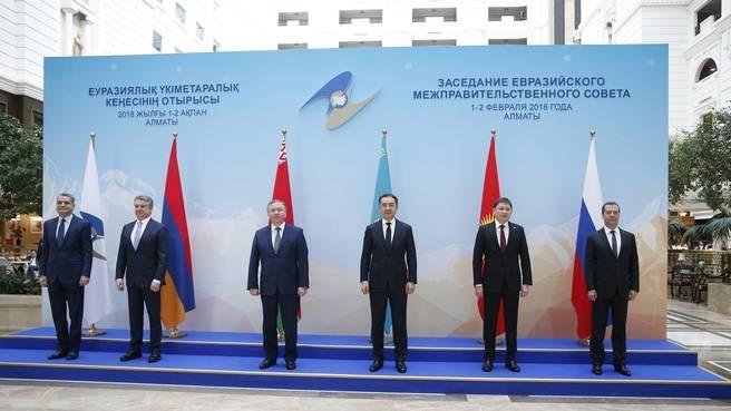 阿拉木图的D. Medvedev谈到了EAEU中的养老金计划
