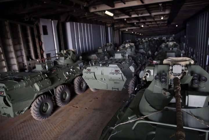 Экспорт российских вооружений. Январь 2018 года