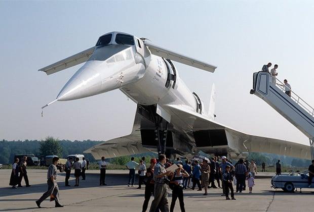 Что мешает России воссоздать аналог Ту-144