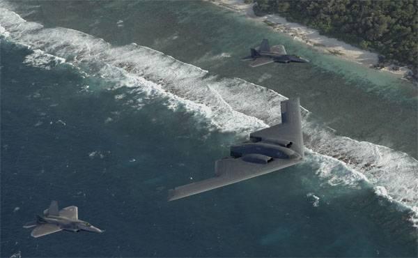 В США вновь озвучили планы по стратегическому бомбардировщику нового поколения B-21 Raider