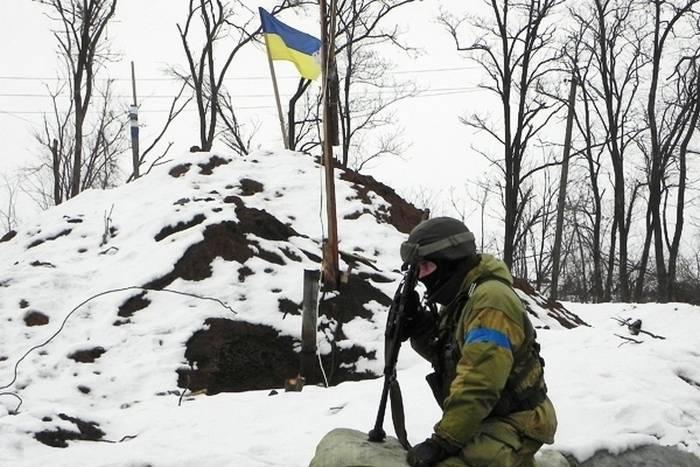 В ЛНР обвинили ВСУ в нагнетании обстановки в регионе
