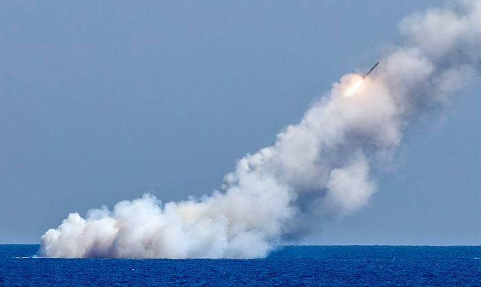 Россия нанесла удар по террористам в Идлибе