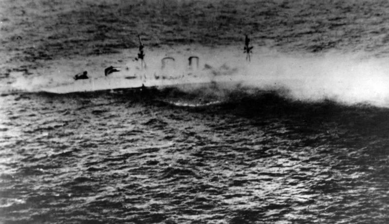 """Auf der """"Tasche"""" Schlachtschiffe, Tsushima-Syndrom und das düstere germanische strategische Genie"""