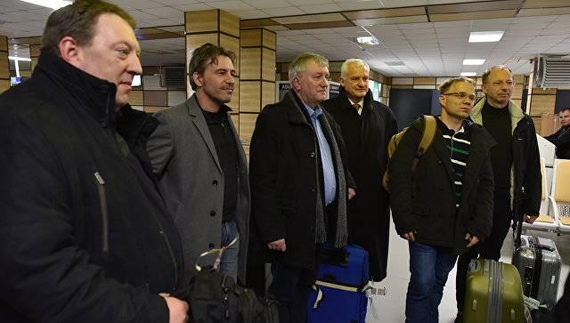 В Крыму ответили на угрозы Киева в адрес немецких парламентариев, посетивших полуостров