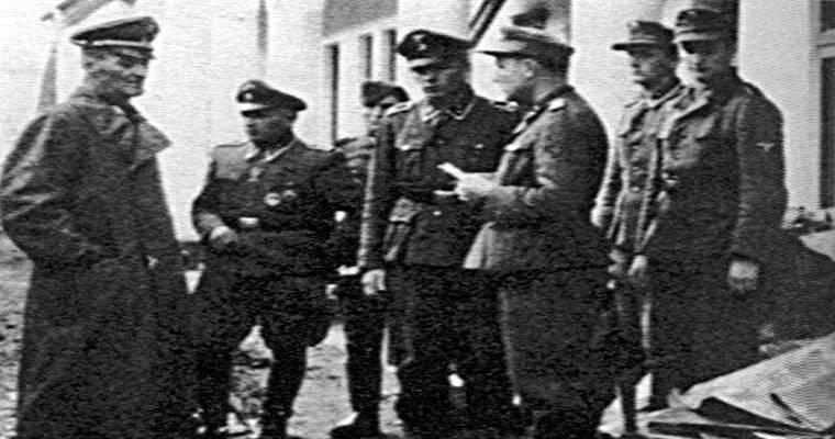 Штрафбат Адольфа Гитлера