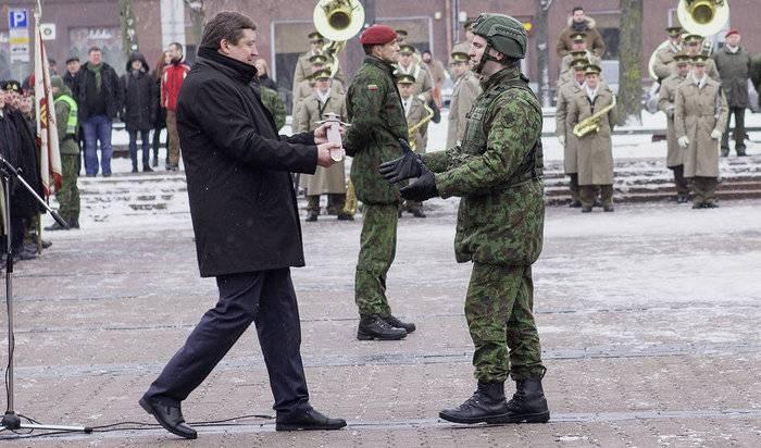 Минобороны Литвы: у страны никогда ранее не было таких международных гарантий безопасности