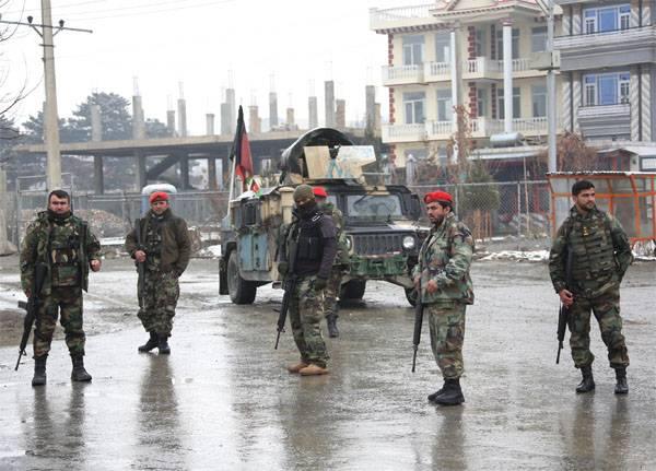 Террористы в Кабуле планировали атаку посольства РФ с использованием тонны взрывчатки