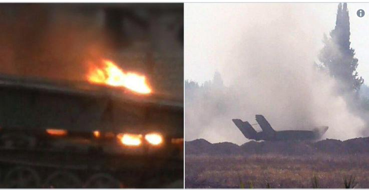 """В Сирии уничтожили таинственный """"мостовой танк"""""""