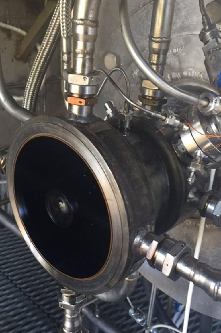Детонационные двигатели. Успехи и перспективы