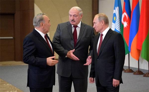 """Операция """"преемник"""", или Повторяем ошибки СССР?"""