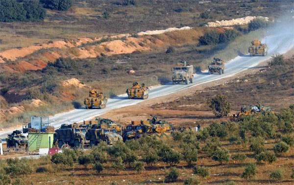 Турция перебрасывает дополнительные войска в Идлиб