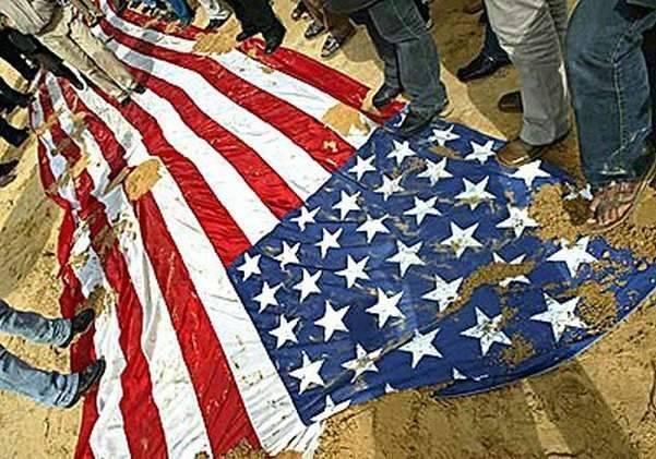 Крах американской внешней политики результат внутренних раздоров в США