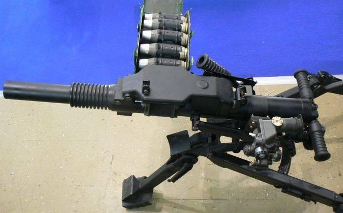 Для АГС-40 создадут специализированные боеприпасы