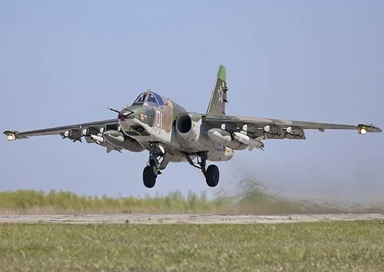 В Китае назвали штурмовики Су-25 старьем