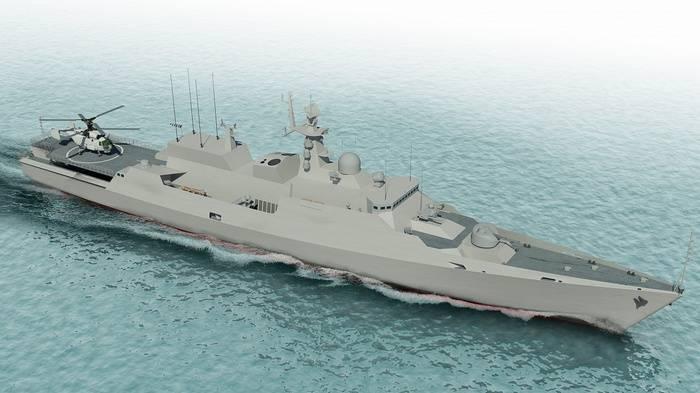 """РФ и Шри-Ланка могут согласовать кредит на покупку фрегата """"Гепард-5.1"""""""