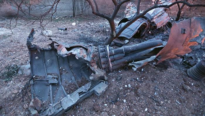 Минобороны РФ попросило Турцию о содействии в получении обломков сбитого в Сирии Су-25