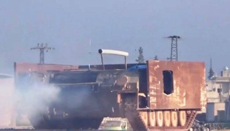 Террористы пытались применить в Идлибе «адскую машину» на базе «Шилки»