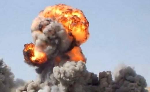 Возмездие террористам: российская вакуумная бомба заждалась своего применения