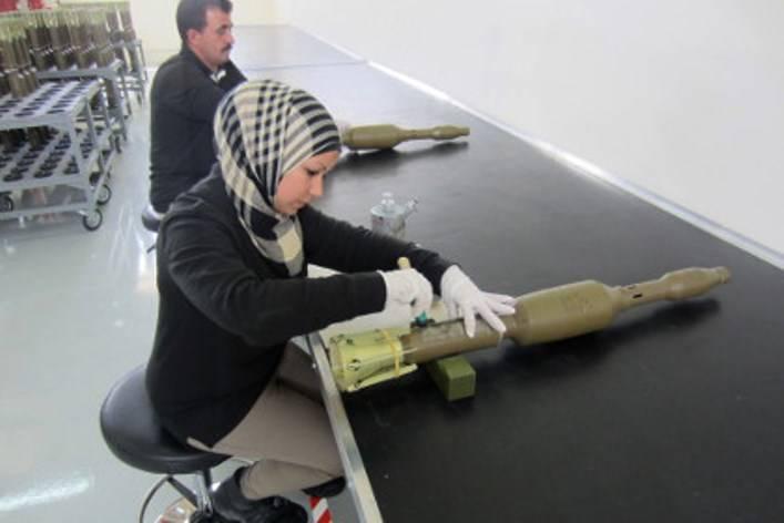 Иордания получила разрешение на экспорт лицензионных российских гранатометов