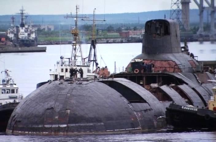В Росатоме сообщили о сроках утилизации реакторного блока АПЛ «Акула»
