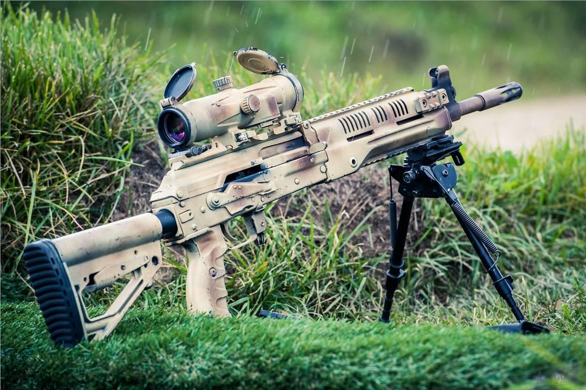 Концерн «Калашников» делает новый пулемет для МинобороныРФ