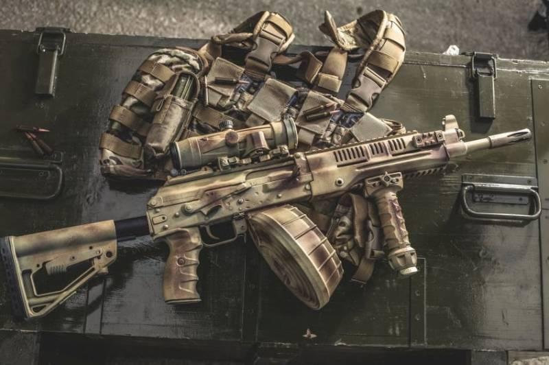 «Калашников» заключил договор сМинобороны напоставку новейших пулеметов РПК-16