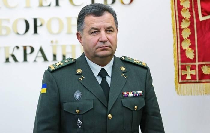 Глава Минобороны Украины выразил уверенность, что США передадут комплексы Javelin в 2018 году