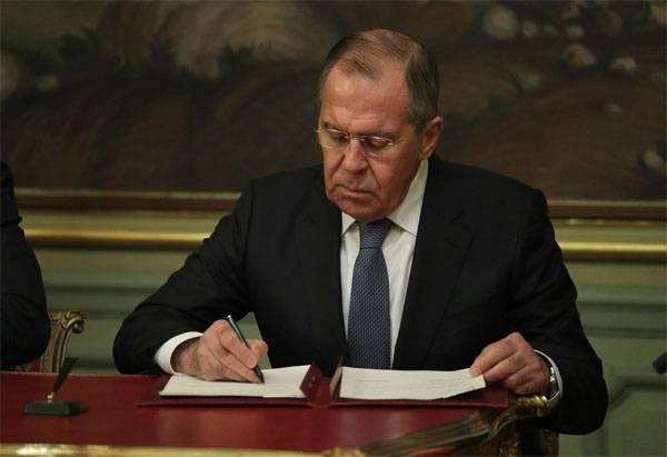 Сергей Лавров: США хотят раздела Сирии