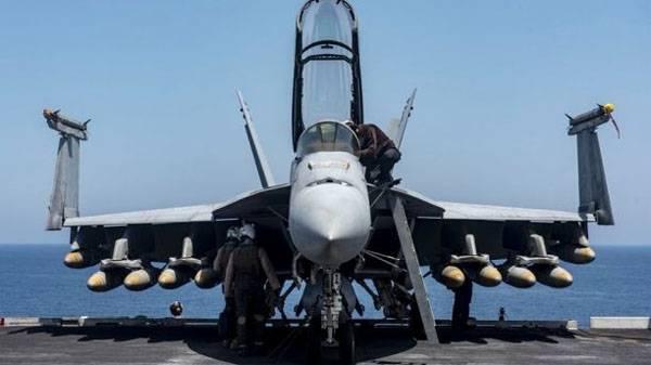 Коалиция США нанесла удары по проправительственным силам в Сирии