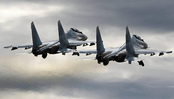Минобороны в 2018 году получит 14 истребителей Су-30СМ и 10 учебно-боевых Як-130