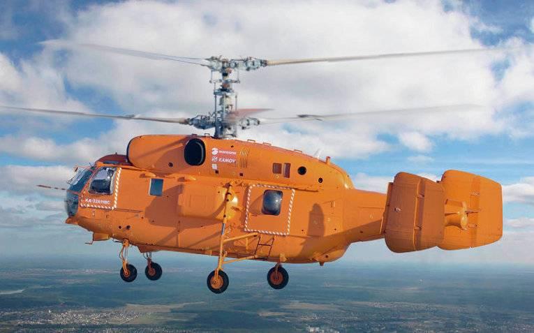 Москва и Анкара договорились о поставках вертолетов Ка-32