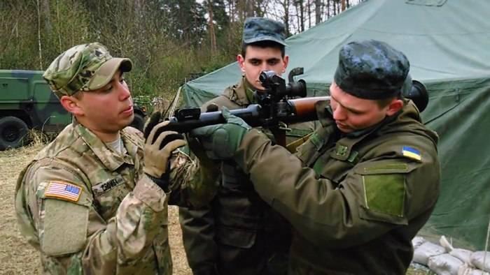 ДНР: В Донбасс прибыли офицеры США для проверки готовности подразделений ВСУ к наступлению