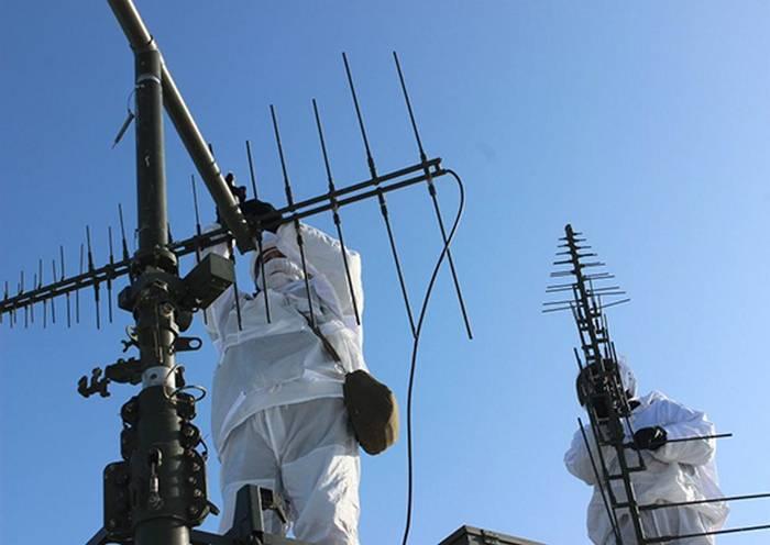 """Kontrollen """"Hive-1M"""" und """"Murena-1SV"""" verteidigten militärische Einrichtungen ZVO"""
