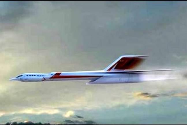 В ЦАГИ озвучили подробности проекта гиперзвукового гражданского самолета