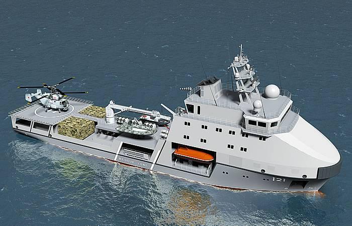 Во Владивостоке заложен малый танкер «Борис Аверкин»