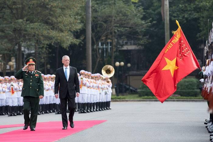 USA versuchen Vietnam davon zu überzeugen, den Kauf russischer Waffen aufzugeben