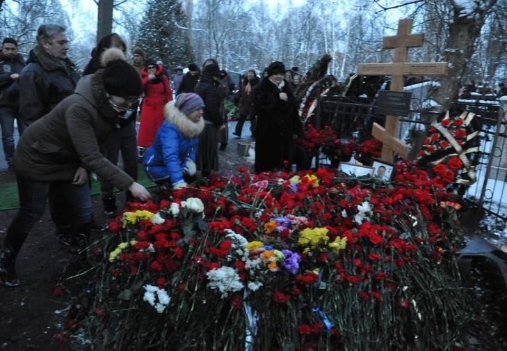 Voronezh verabschiedete sich von Roman Filipov