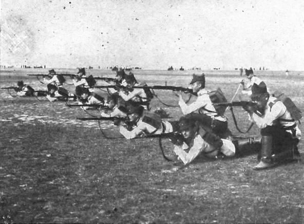 Rumänische Invasion in Bessarabien