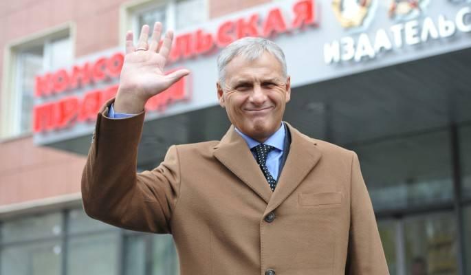 Экс-глава Сахалина приговорён к 13 годам колонии строгого режима