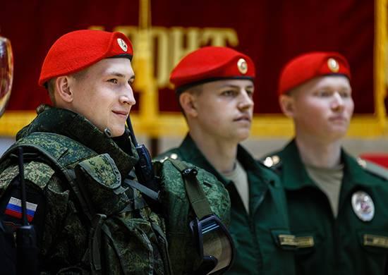 Die erste Freilassung von Militärpolizisten fand in Nordossetien statt