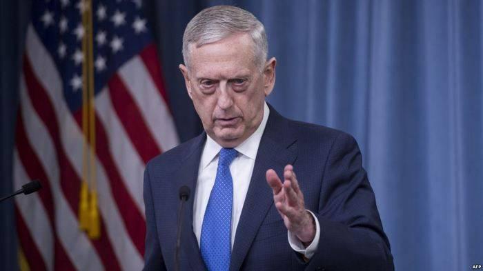 Мэттис: США не намерены выводить свои войска из Манбиджа по требованию Турции