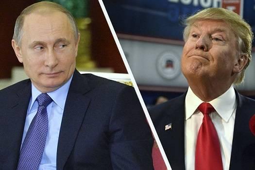 Санкционный список Трампа или операция «Олигарх»