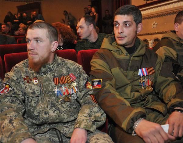 Бутусов объявил, что «Гиви» устранили украинские спецслужбы