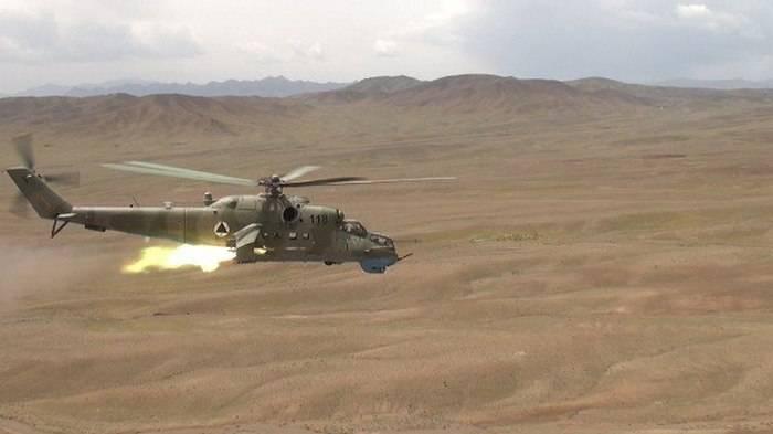 Полпред президента раскрыл ложь Пентагона о российских вертолетах