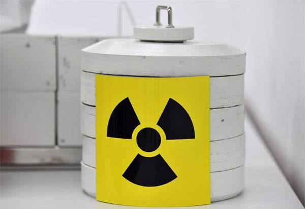 В Мексике объявлена тревога в связи с похищением контейнера с радиоактивным веществом