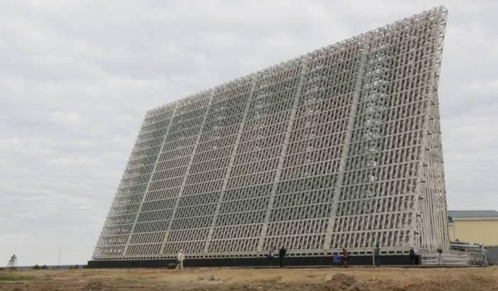 """Radar """"Voronezh-DM"""" in der Nähe von Murmansk wird bis 2020 gebaut"""