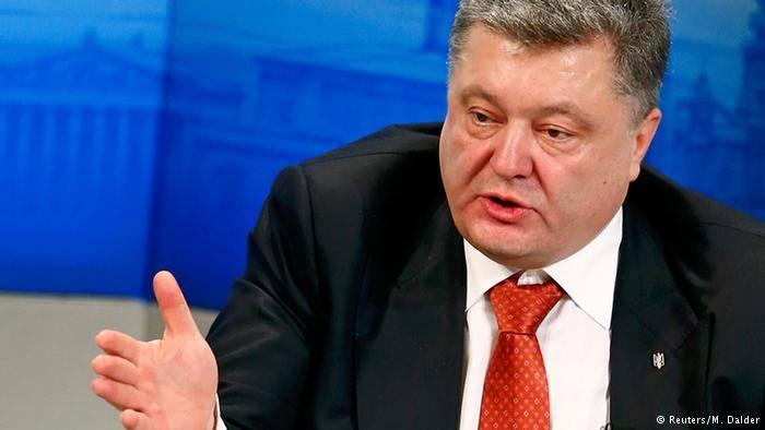 Порошенко пожалуется генсеку НАТО на Венгрию
